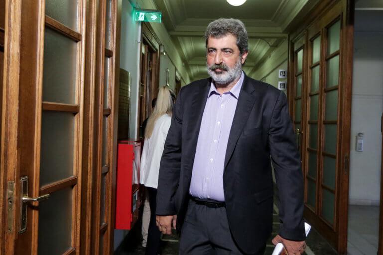 ΝΔ για Τσίπρα: Σιγά μην αποδοκίμαζε τον Πολάκη – Είναι ένα και το αυτό | Newsit.gr