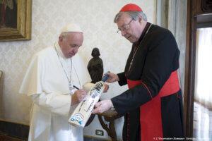 Βατικανό: Η πρώτη αντίδραση του Πάπα μετά την καταδίκη του καρδινάλιου Πελ