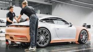 Παρακολουθήστε όλη την εξέλιξη της νέας Porsche 911 [vid]