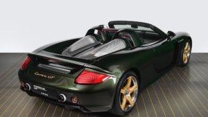 Η Porsche Classic έκανε αυτή την Carrera GT και πάλι καινούργια!