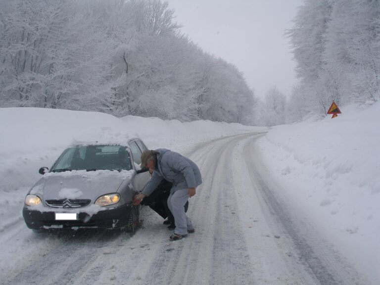 Αρναούτογλου – Καλλιάνος για καιρό: Προσοχή! Που θα χιονίσει το Σαββατοκύριακο | Newsit.gr