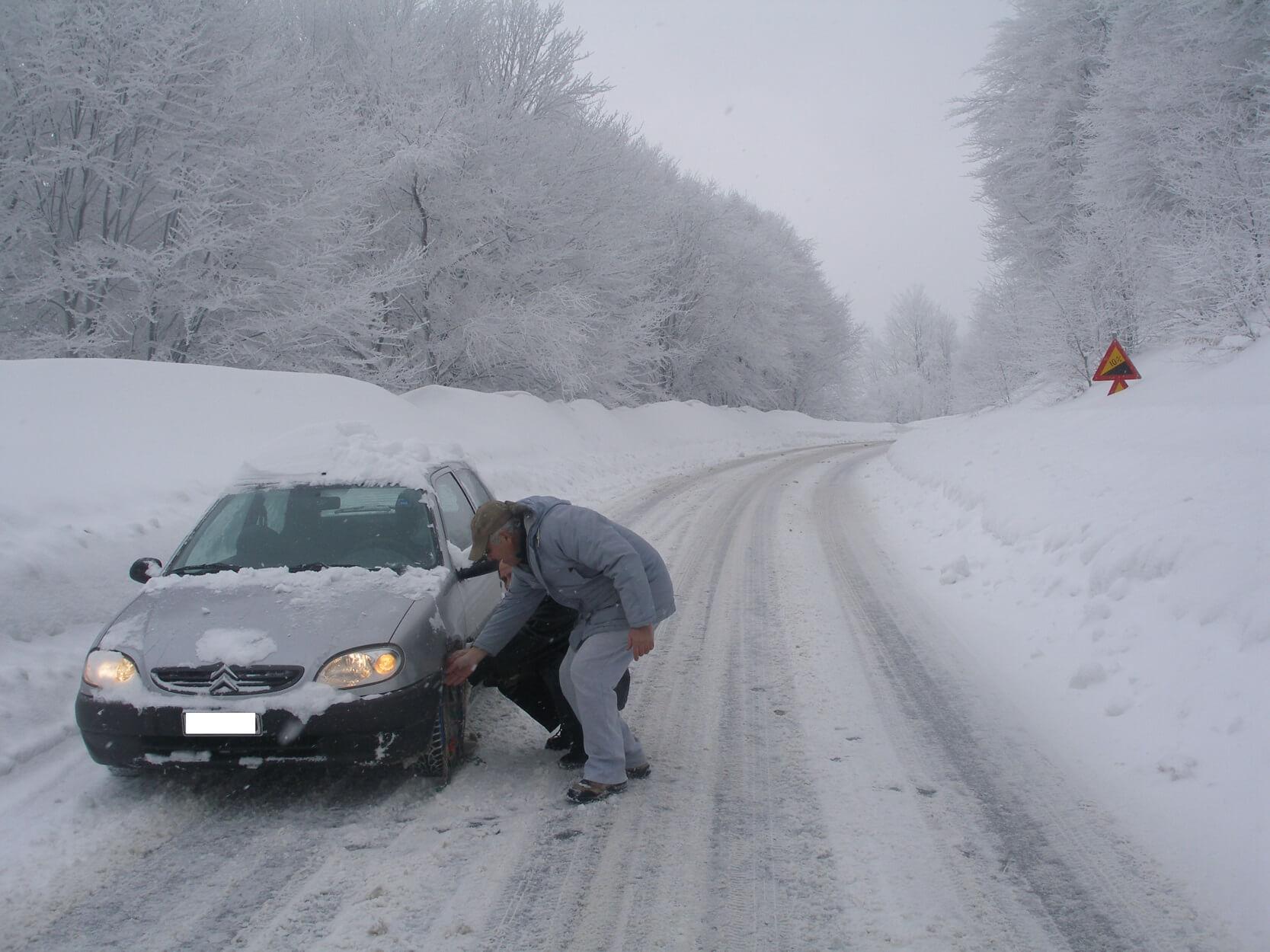 Αρναούτογλου – Καλλιάνος για καιρό: Προσοχή! Που θα χιονίσει το Σαββατοκύριακο