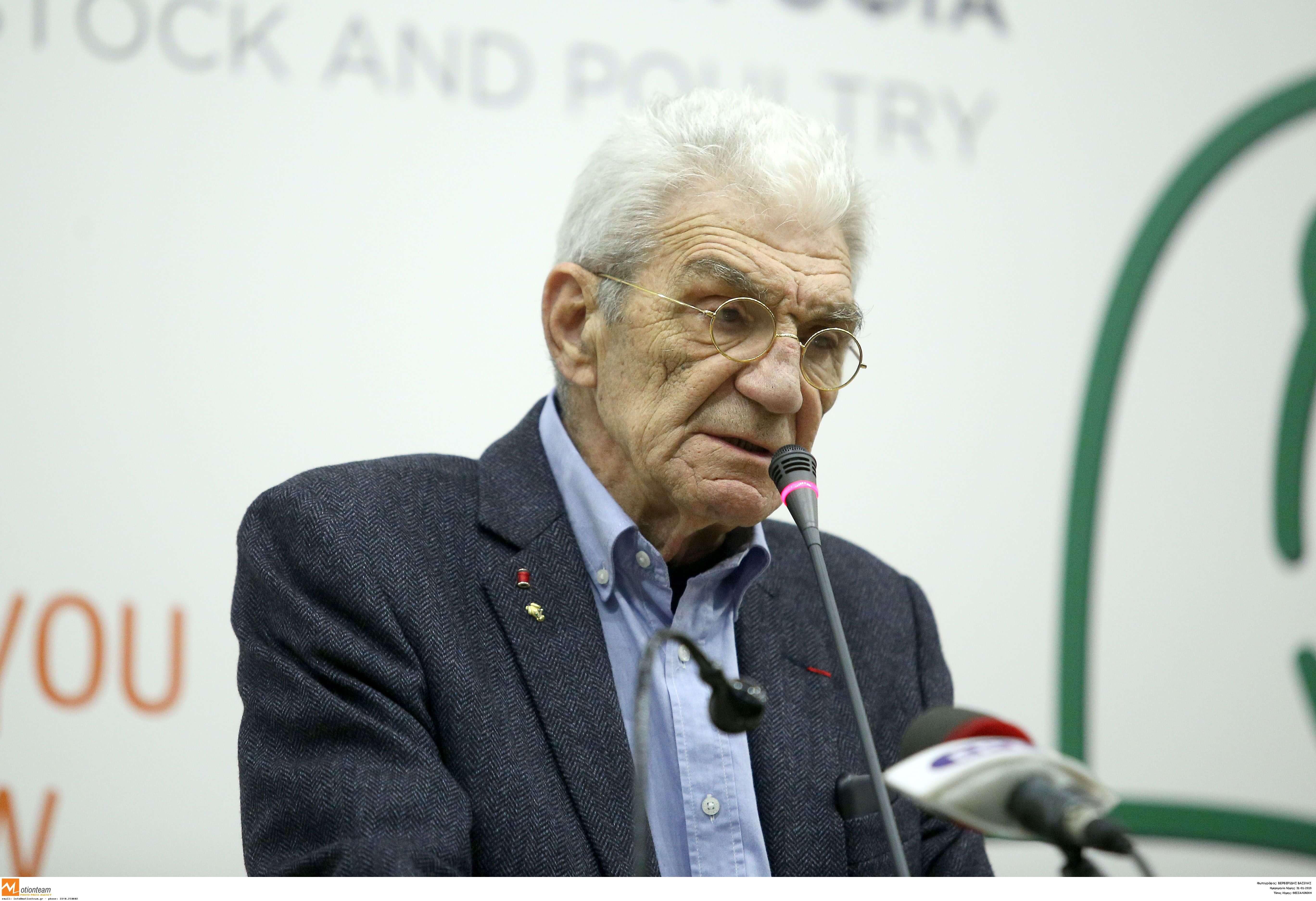 Διαψεύδει ο Μπουτάρης ότι θα συμμετέχει στο ευρωψηφοδέλτιο του ΣΥΡΙΖΑ