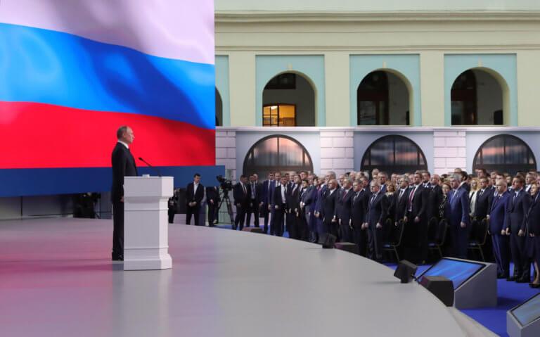 ΗΠΑ: Απαράδεκτες οι δηλώσεις Πούτιν για την ανάπτυξη νέων πυραυλικών συστημάτων | Newsit.gr