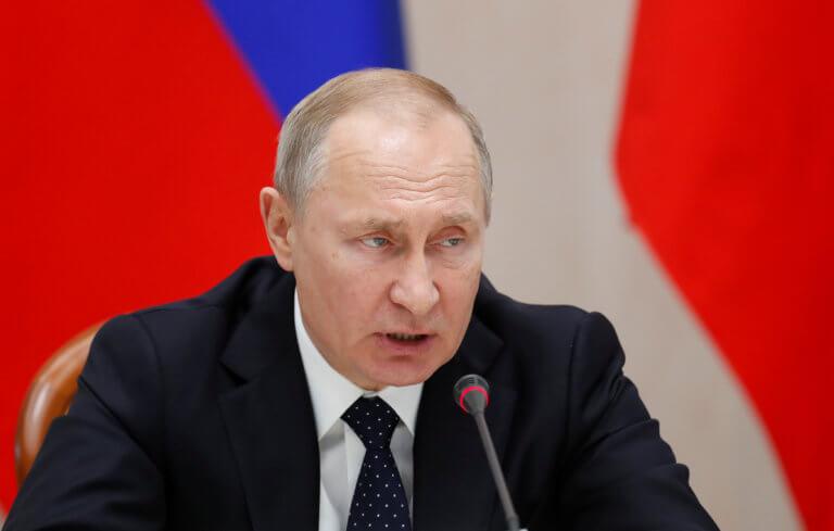Πούτιν: Καμία ανοχή στους τρομοκράτες στο Ιντλίμπ στη Συρία