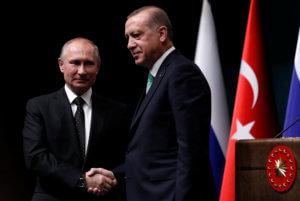 Ρωσία σε Τουρκία: Ξεχάστε τη ζώνη ασφαλείας στη Συρία χωρίς τη συγκατάθεση του Άσαντ