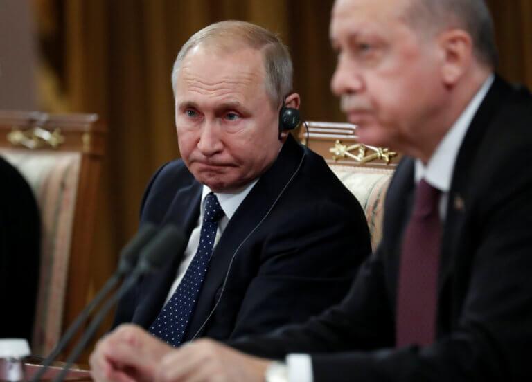 Είπε τα… happy birthday στον Ερντογάν ο Πούτιν!