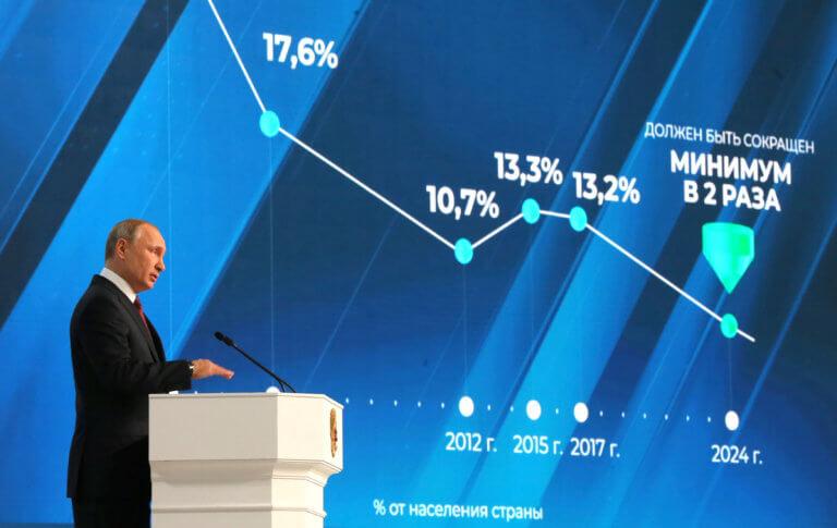 Πάτωσε στους πίνακες τηλεθέασης η ομιλία Πούτιν – Η εξήγηση του Κρεμλίνου   Newsit.gr