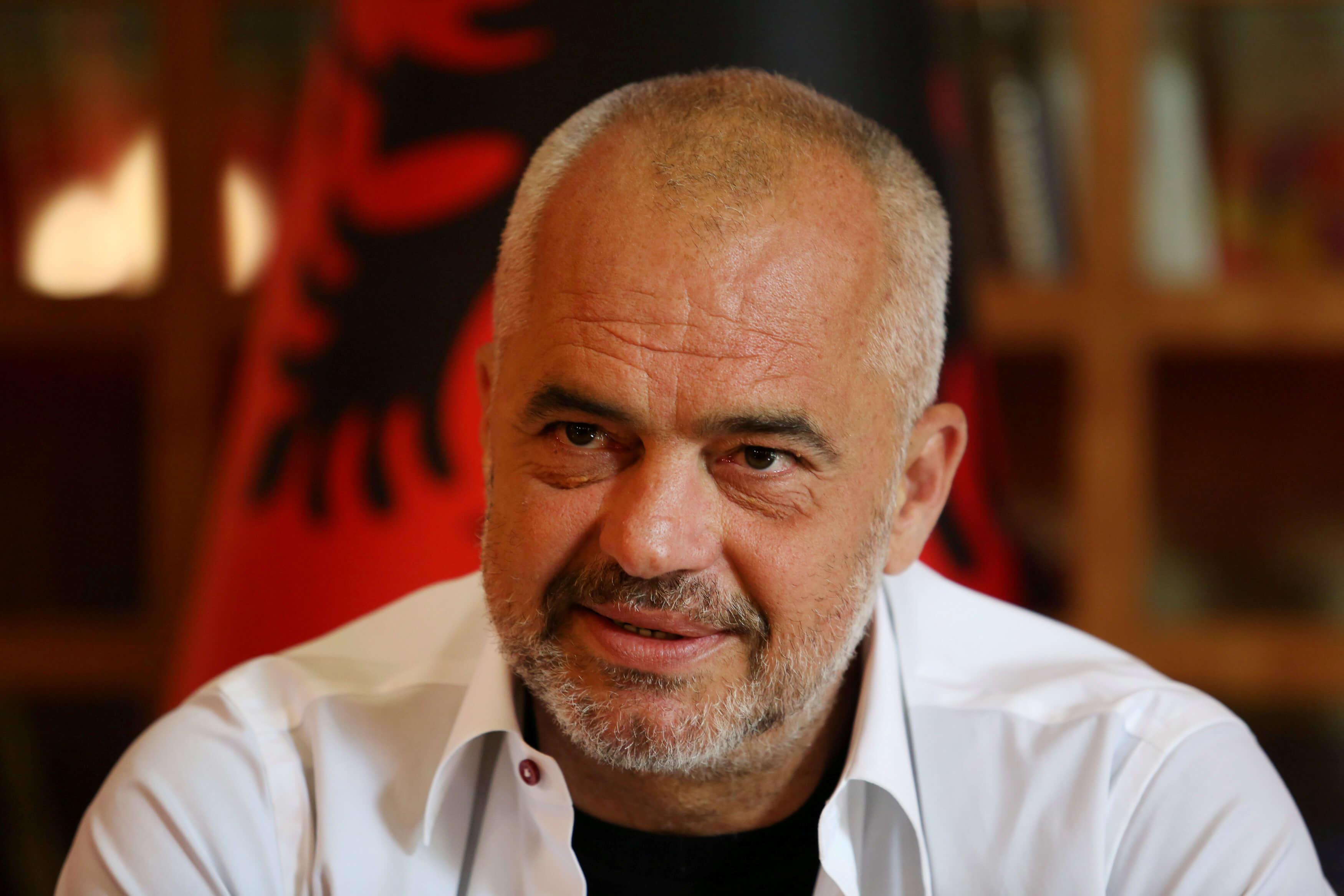 Ράμα: Μέρος της Αλβανίας το Κοσσυφοπέδιο – Συζητάμε με την Ελλάδα για τα σύνορα
