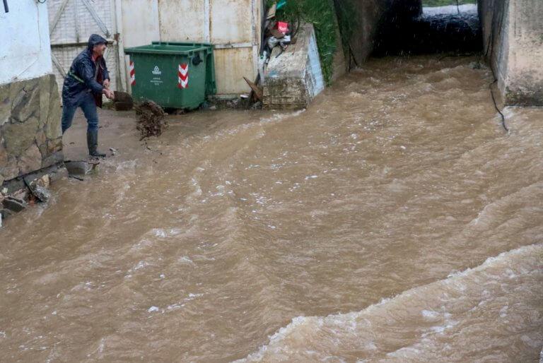 Γονάτισε την Κρήτη η Ωκεανίς! Εικόνες που κόβουν την ανάσα!   Newsit.gr