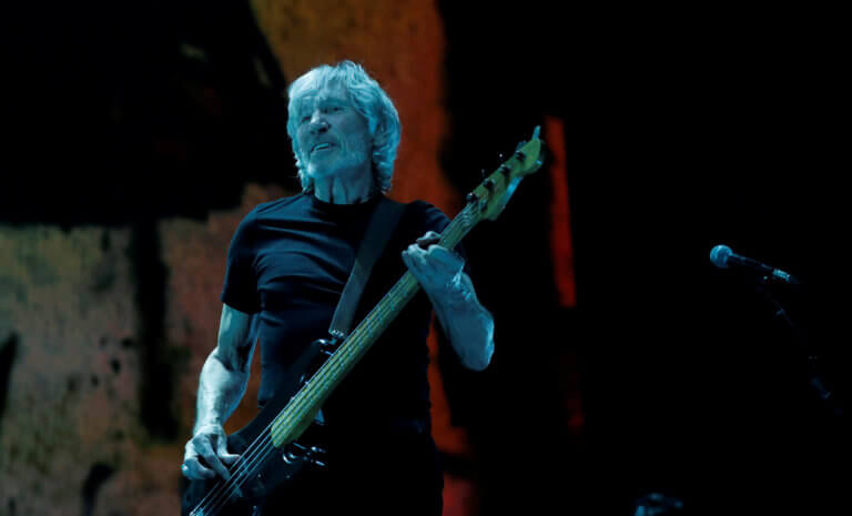 Roger Waters: Νέα ηχογράφηση και κλιπ του «The Gunner's Dream»