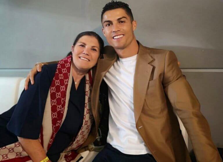 Σοκ για Κριστιάνο Ρονάλντο! «Παλεύει» για τη ζωή της η μητέρα του [pic] | Newsit.gr
