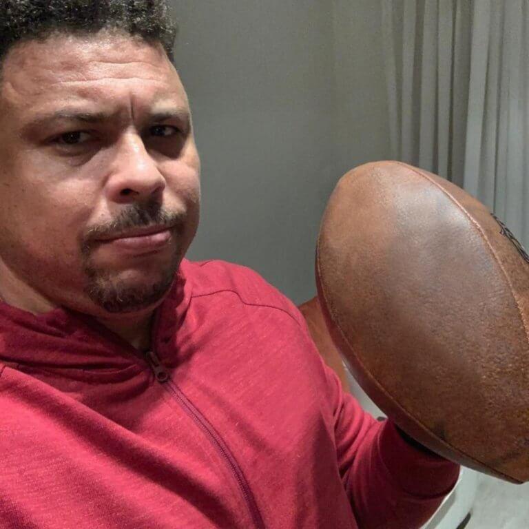 Τρόλαρε το Super Bowl ο Ρονάλντο! «Γιατί το λένε ποδόσφαιρο;» [pic] | Newsit.gr
