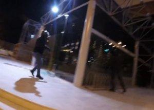 Ρουβίκωνας: Έσπασαν κατάστημα με βαριοπούλες! video