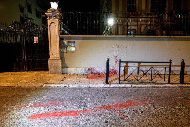 Ρουβίκωνας: Βίντεο – ντοκουμέντο από το… καταδρομικό «ντου» στην Ιταλική πρεσβεία | Newsit.gr