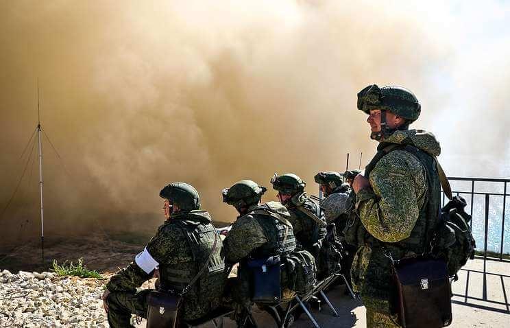 «Πρόβα πολέμου» στην Κριμαία με νέα τρομακτικά στρατιωτικά γυμνάσια των Ρώσων! [pics] | Newsit.gr