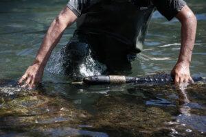 Θαλάσσια ρύπανση στο αλιευτικό καταφύγιο Νέων Μουδανίων