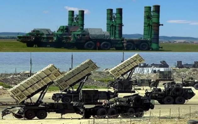 """""""Άκυρο"""" των Αμερικανών στην Άγκυρα για τους Patriot αν οι Τούρκοι αγοράσουν τους S-400"""