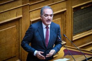 Άρση της ασυλίας του Μάριου Σαλμά ζητά η Εισαγγελία Διαφθοράς