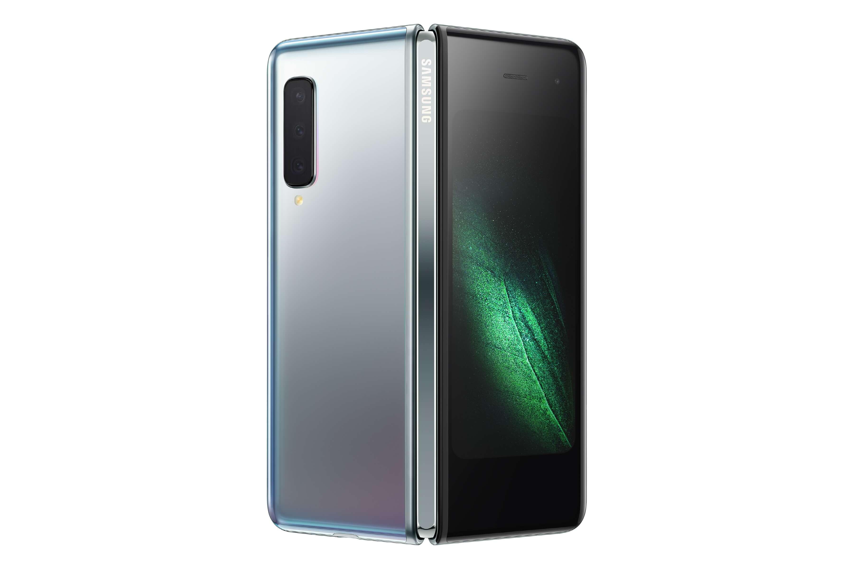 Αυτά είναι τα νέα κινητά της Samsung – Το Galaxy Fold που… διπλώνει και το Galaxy S10