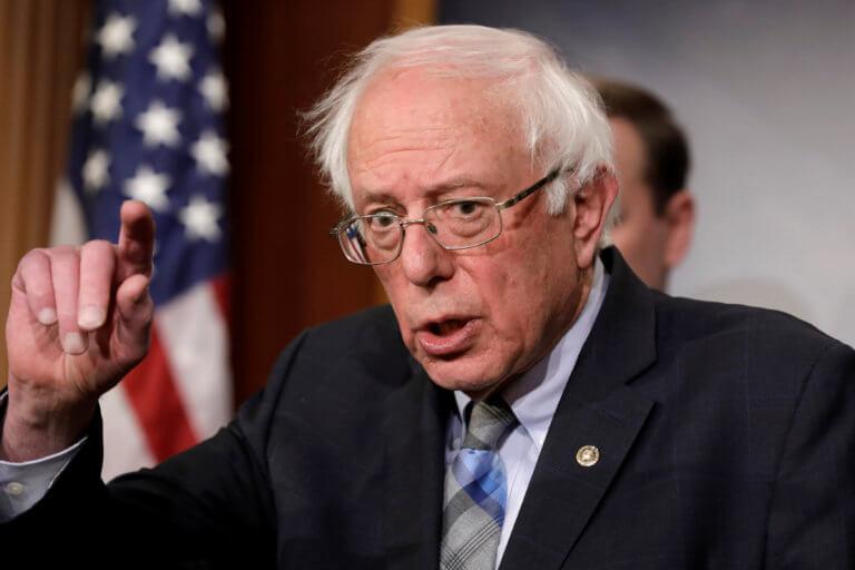 Bernie reloaded! Ξανά υποψήφιος για το χρίσμα ο Σάντερς
