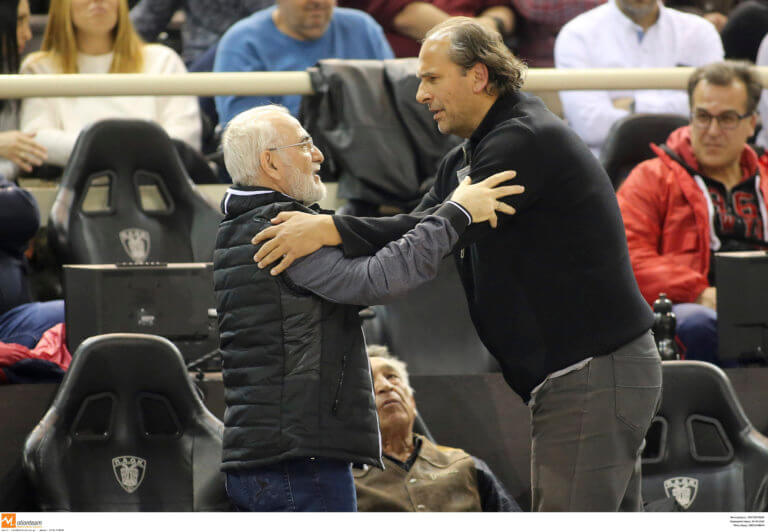 """ΠΑΟΚ – Σαββίδης: """"Ώρα να στηρίξουμε και το μπάσκετ!"""""""