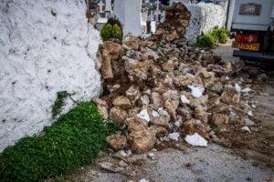 Σεισμός: Οι καλές κατασκευές αντίδοτο στο χτύπημα του Εγκέλαδου