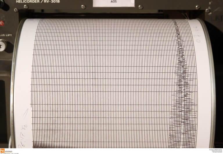 Σεισμός τώρα στην Ζάκυνθο