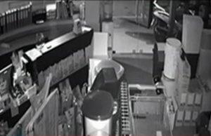 Τρομακτικές εικόνες από το σεισμό στην Πρέβεζα – video