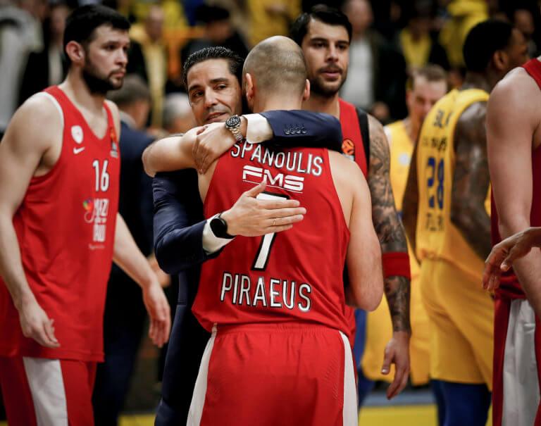 "Euroleague: Σε ""μπελάδες"" ο Ολυμπιακός! Η κατάταξη μετά την ήττα στο Ισραήλ"