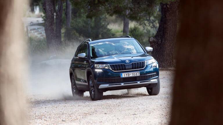 Δοκιμάζουμε την πιο περιπετειώδη έκδοση του νέου Skoda Kodiaq [pics] | Newsit.gr