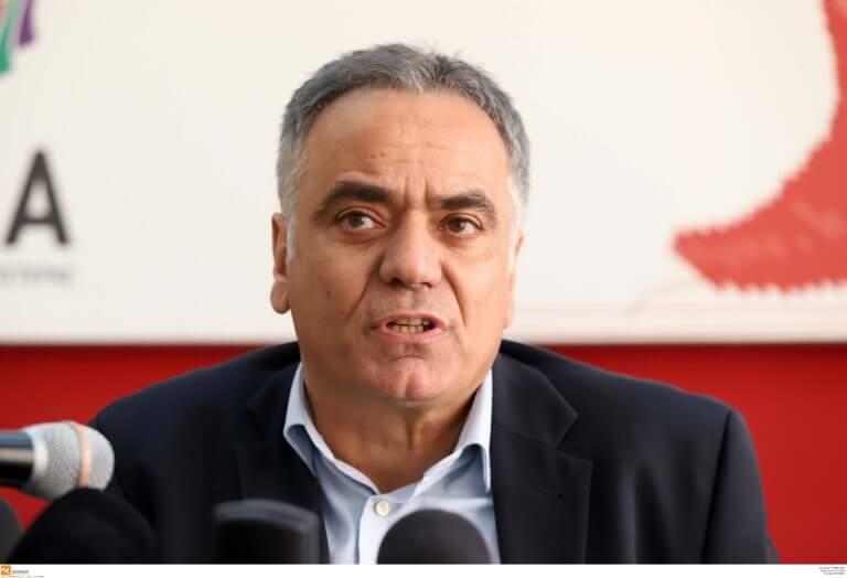 Σκουρλέτης: Αν συνεχίσει έτσι το Κίνημα Αλλαγής θα γίνει μια πρώην κεντροαριστερή δύναμη | Newsit.gr