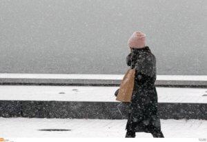 Καιρός: Η Ωκεανίς… είναι εδώ με χιόνια και πολύ κρύο!