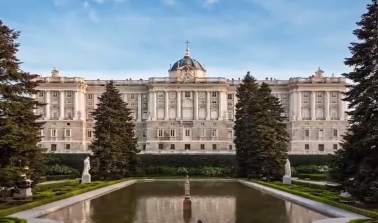 Στο Μαρόκο το βασιλικό ζεύγος της Ισπανίας