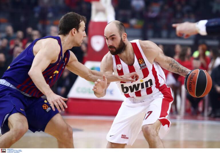 Ολυμπιακός: Παίζει με ΤΣΣΚΑ Μόσχας ο Σπανούλης! | Newsit.gr