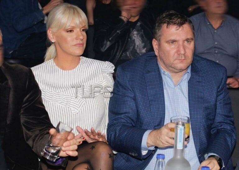 Σάσα Σταμάτη – Παύλος Βαρδινογιάννης: Διασκέδασαν μαζί σε νυχτερινό κέντρο! Αποκλειστικές φωτογραφίες   Newsit.gr