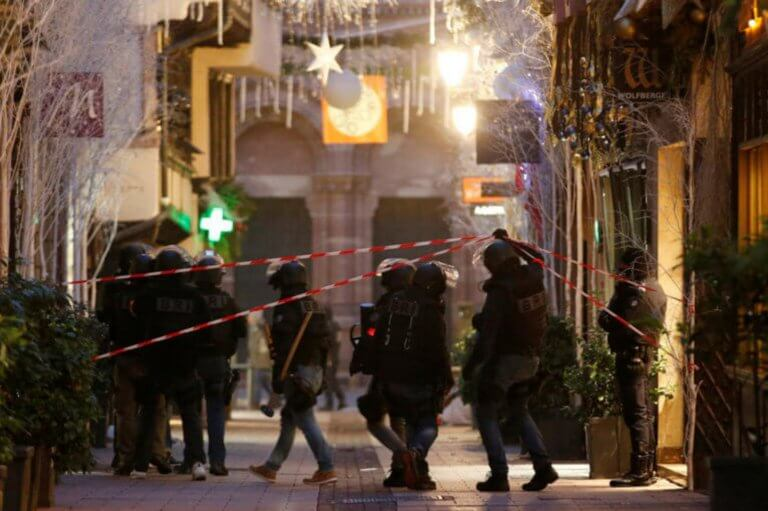 Επίθεση στο Στρασβούργο: Του έδωσαν το όπλο και τώρα… προφυλάκιση!   Newsit.gr