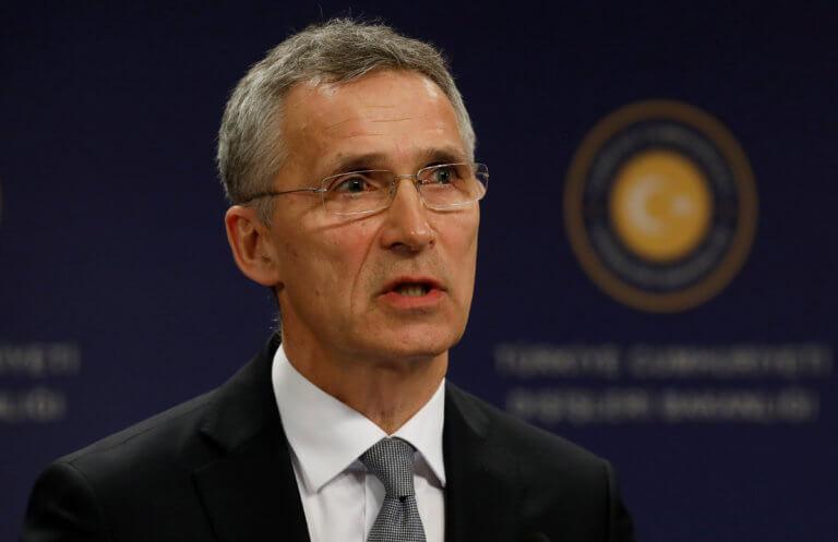 Στόλτενμπεργκ: Καμία συμφωνία με τον Λαβρόφ για τα πυρηνικά