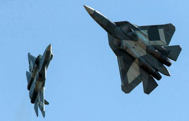 """Θα είναι """"μάχιμο"""" το stealth μαχητικό αεροσκάφος πέμπτης γενιάς του Πούτιν εντός 2019; [pics,vid]"""