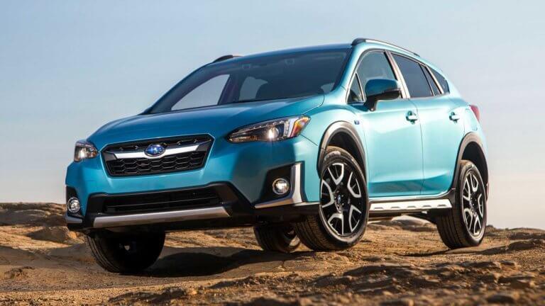 Έρχονται τα πρώτα υβριδικά μοντέλα της Subaru για την Ευρώπη
