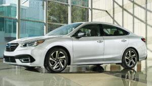 Νέα γενιά Subaru Legacy [vid]