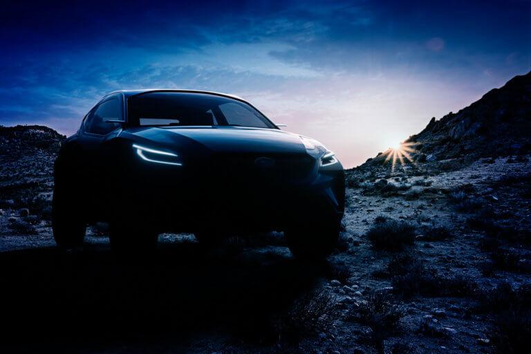 Νέο πρωτότυπο SUV από την Subaru στην έκθεση της Γενεύης