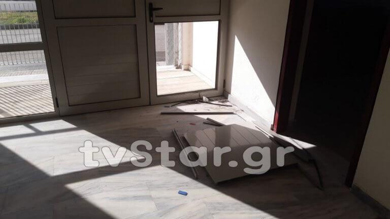 Λαμία: Διαρρήκτες «τρύπωσαν» τα ξημερώματα στο 5ο λύκειο | Newsit.gr