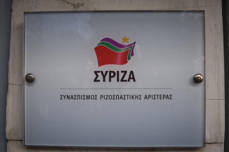 """ΣΥΡΙΖΑ: """"Παραλήρημα εμφυλιοπολεμικού μίσους και αντικομμουνισμού από τον Βορίδη"""""""
