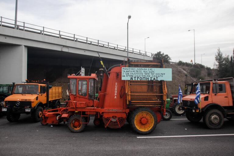 Αγρότες: Σκέφτονται να κλείσουν τα Τέμπη το Σάββατο