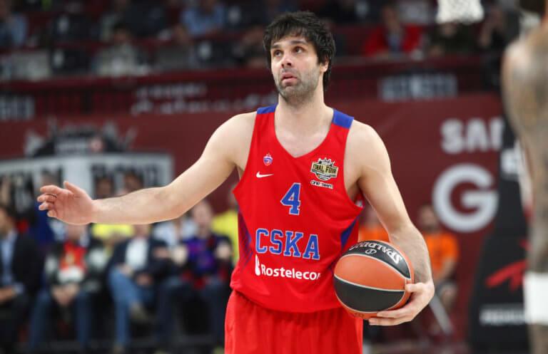"""Βατούτιν για Τεόντοσιτς: """"Δεν είναι 100% επαγγελματίας! Ούτε έχει προτεραιότητα το μπάσκετ"""""""