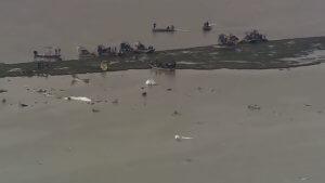 Νεκροί και οι τρεις επιβαίνοντες του Boeing που συνετρίβη στο Τέξας