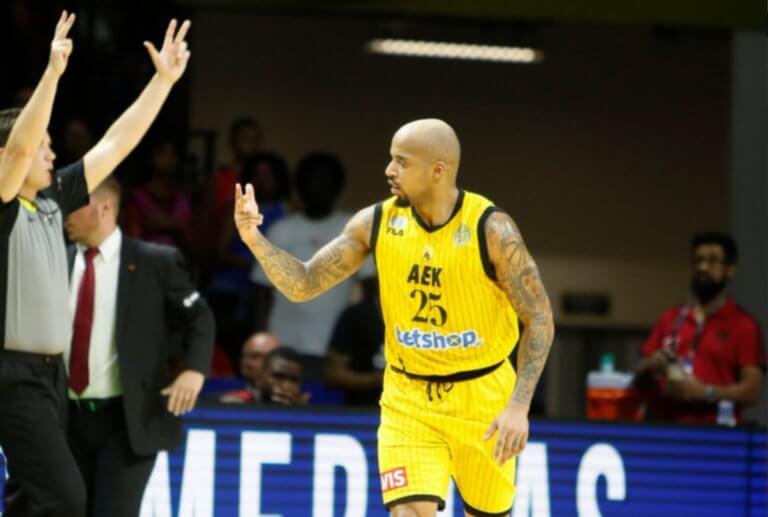 ΑΕΚ: Είχε… Τζόρνταν στη Βραζιλία! MVP στον τελικό ο Θίοντορ – videos | Newsit.gr