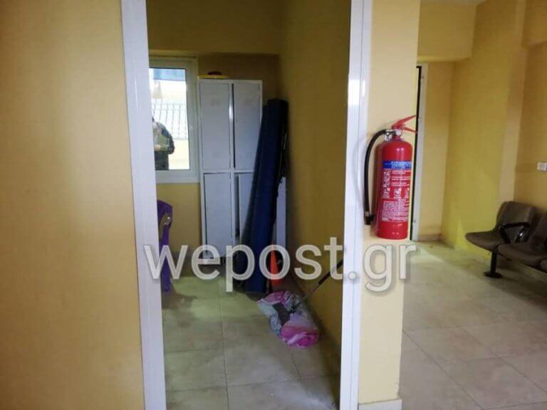 Θεσσαλονίκη: Πήραν ακόμα και τις πόρτες – Θρασύτατο χτύπημα σε κλειστό γυμναστήριο [pics] | Newsit.gr