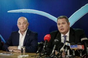 """ΑΝΕΛ καλούν Μητσοτάκη να """"ακυρώσουν"""" μαζί τη συμφωνία των Πρεσπών"""